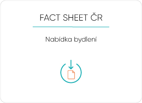 Fact Sheet - Nabídka nových a secondhandových bytů Praha 2019 3Q