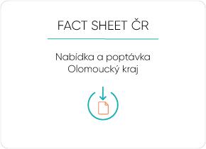 Fact Sheet - Nabídka a poptávka nových bytů v Olomouckém kraji 2020 1Q