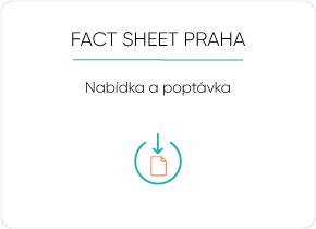 Fact Sheet - Nabídka a poptávka nové byty Praha 2020 4Q